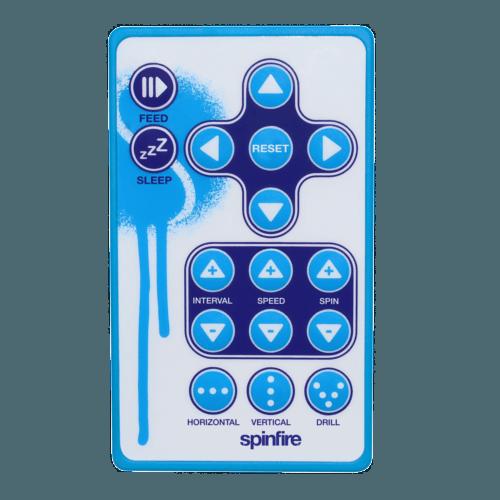 Spinfire Pro 2 Tennis Ball Machine Remote Control